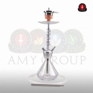 AMY Alu Diamond S 062 - alu clear