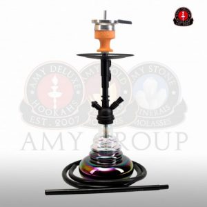 Amy Middle Cloud Rainbow - black - RS black powder
