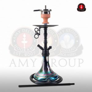 Amy Middle Zoom Rainbow - black - RS black powder